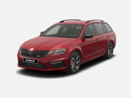Skoda Octavia Combi RS 2.0 Benzyna FWD 245 KM Automat Czerwien Velvet w cenie PLN 140756 Samochód do firmy i dla rodziny | 6 grudnia 2019