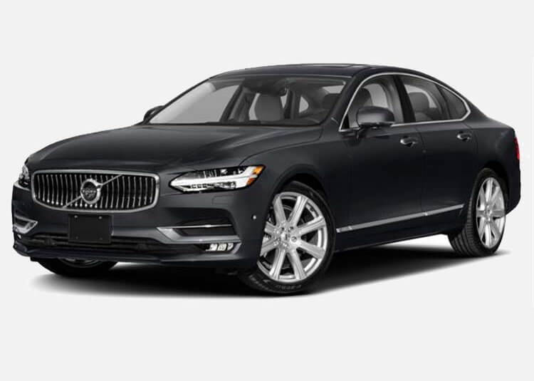 Volvo S90 Sedan Momentum Advanced Edition T4 2.0 Benzyna FWD 190 KM Geartronic Czarny Onyx