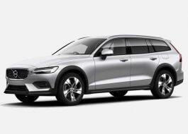 Volvo V60 Cross Country Kombi D4 2.0 Diesel AWD 190 KM Automat Silver Bright w cenie PLN 180400 Samochód do firmy i dla rodziny | 6 grudnia 2019