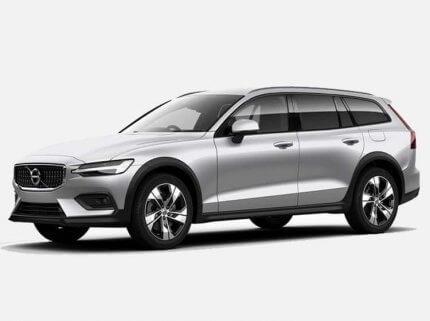 Volvo V60 Cross Country Kombi D4 2.0 Diesel AWD 190 KM Automat Silver Bright w cenie PLN 180400 | 15 kwietnia 2021