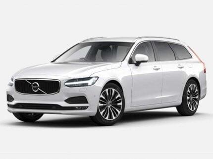 Volvo V90 Kombi Advance Edition D4 2.0 Diesel AWD 190 KM Automat Ice White w cenie PLN 182600 Samochód do firmy i dla rodziny | 6 grudnia 2019
