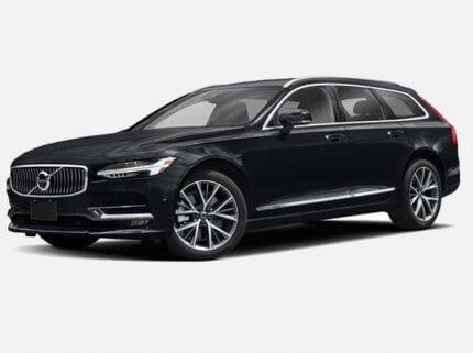 Volvo V90 Kombi Inscription D5 2.0 Diesel AWD 235 KM Geartronic Onyx Black w cenie PLN 249600 | 15 kwietnia 2021