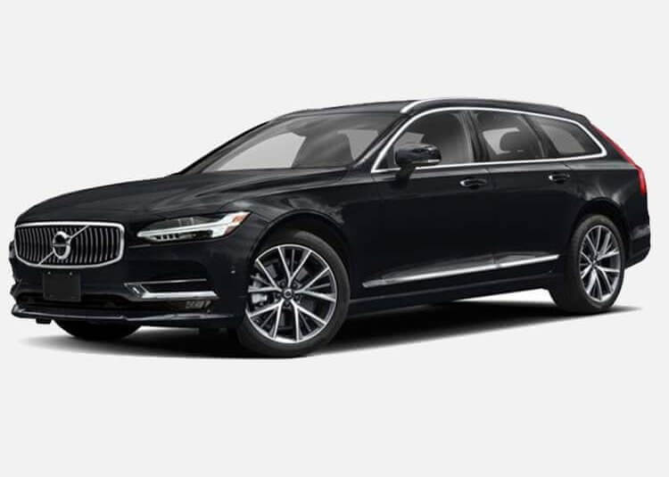 Volvo V90 Kombi Inscription D5 2.0 Diesel AWD 235 KM Geartronic Onyx Black