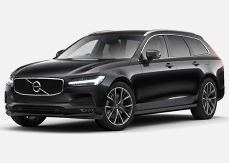 Volvo V90 Kombi Momentum Advance Edition D4 2.0 Diesel AWD 190 KM Geartronic Onyx Black