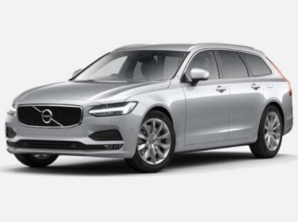 Volvo V90 Kombi Momentum Advance Edition D4 2.0 Diesel FWD 190 KM Geartronic Bright Silver w cenie PLN 161900 | 26 września 2020