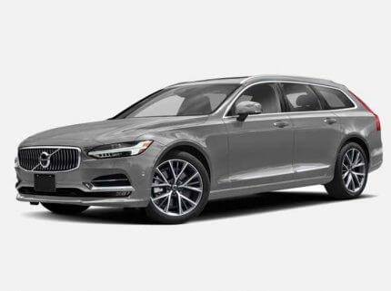 Volvo V90 Kombi Momentum T4 Inscription 2.0 Benzyna FWD 190 KM Automat Srebny w cenie PLN 158100 Samochód do firmy i dla rodziny | 6 grudnia 2019
