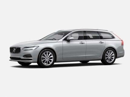 Volvo V90 kombi D4 Momentum AWD 2.0 Diesel AWD 190 KM Automat Electric Silver w cenie PLN 168500 | 15 kwietnia 2021