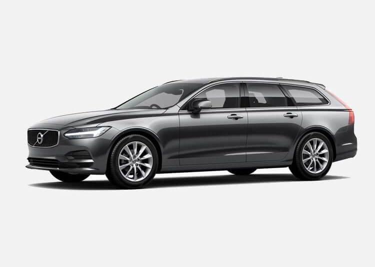 Volvo V90 kombi D4 Momentum 2.0 Diesel AWD 190 KM Automat Savile Grey