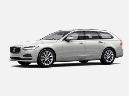 Volvo V90 kombi D4 Momentum AWD 2.0 Diesel FWD 190 KM Automat Crystal White Pearl w cenie PLN 173500 | 26 września 2020