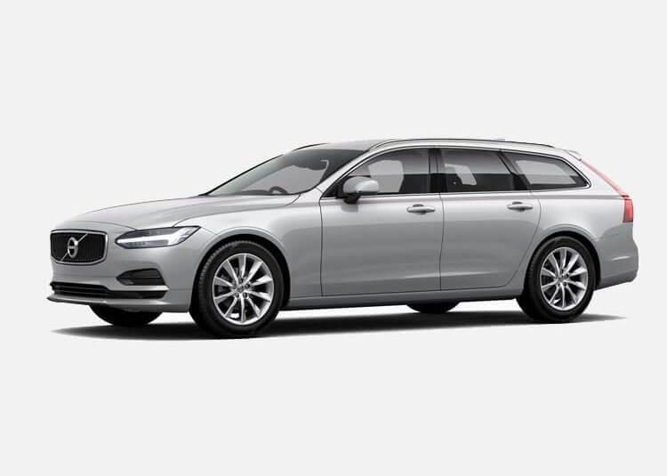 Volvo V90 kombi D4 Momentum Advanced SE 2.0 Diesel AWD 190 KM Automat Electric Silver