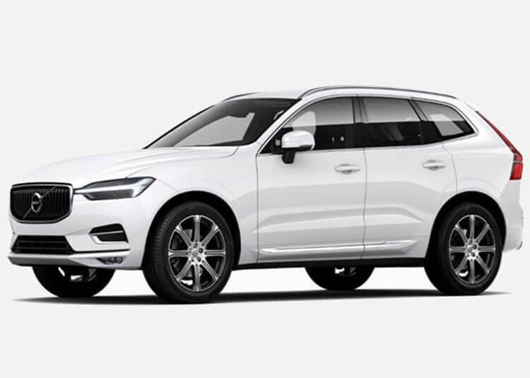 Volvo XC60 SUV Inscription B6 2.0 Benzyna AWD 315 KM Geartronic Ice White
