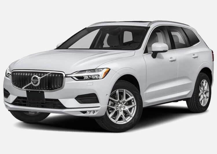 Volvo XC60 SUV Momentum Advanced T5 2.0 Benzyna AWD 250 KM Geartronic Ice White