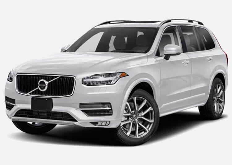 Volvo XC90 SUV Inscription B5 7m 2.0 Benzyna AWD 249 KM Geartronic Ice White