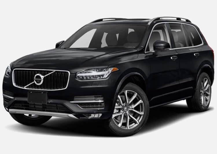 Volvo XC90 SUV Inscription D5 7m 2.0 Diesel AWD 235 KM Geartronic Onyx Black