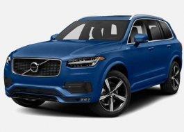 Volvo XC90 SUV R Design T5 7m 2.0 Benzyna AWD 250 KM Geartronic Denim Blue w cenie PLN 294400 | 26 września 2020