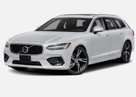 Vovo V90 Kombi R Design D4 2.0 Diesel AWD 190 KM Geartronic Ice White w cenie PLN 222000 | 26 września 2020